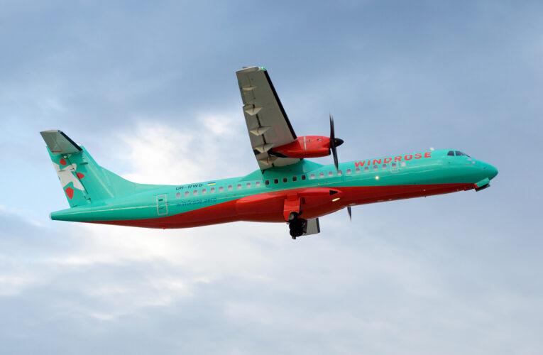 Windrose airlines розпочинає рейси до Чернівців