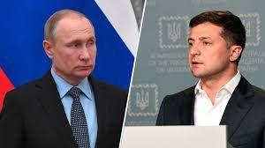 Кремль отреагировал на предложение Зеленского встретиться с Путиным на Донбассе