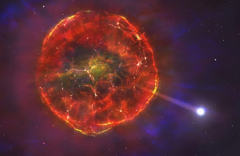 Астрономам удалось сфотографировать двойной астероид, пролетевший мимо Земли