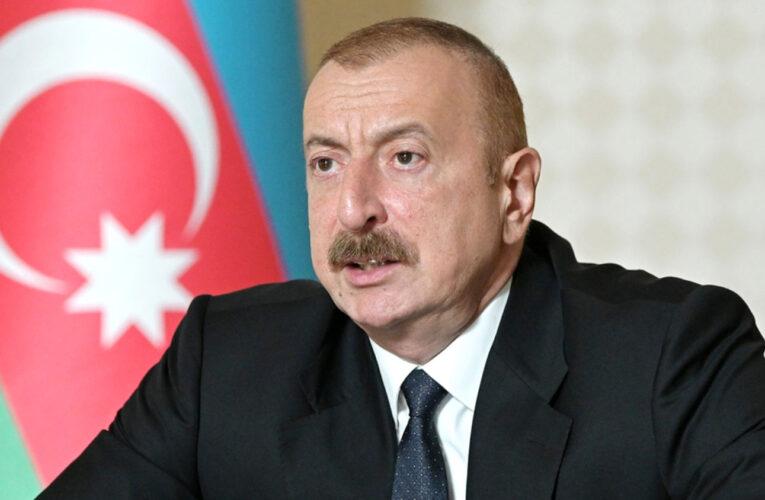 Алиев объявил «последнее предупреждение» Армении