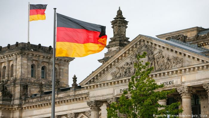 В Германии поддержали идею предоставления Украине летального оружия
