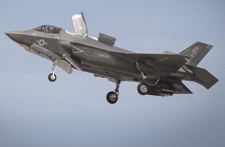 СМИ раскрыли место размещения первых истребителей F-35B в Японии