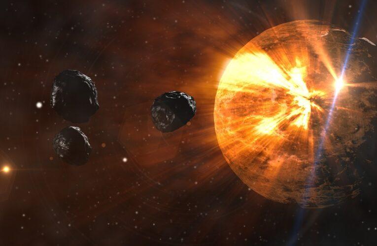 НАСА смоделировало последствия упавшего на Землю астероида