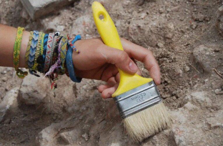 Захоронение пары времен мезолита найдено во Франции