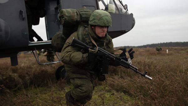 В Минобороне РФ рассказали о переброшенных на запад войсках