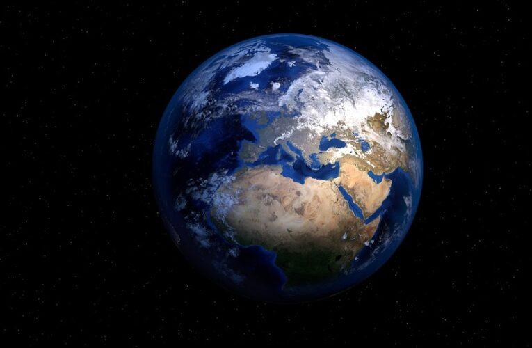 Эволюция планеты Земля за 40 секунд: ученые показали впечатляющее видео