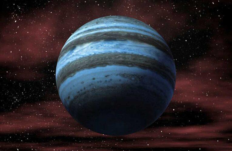 Астрономы обнаружили гигантскую экзопланету в неожиданном месте