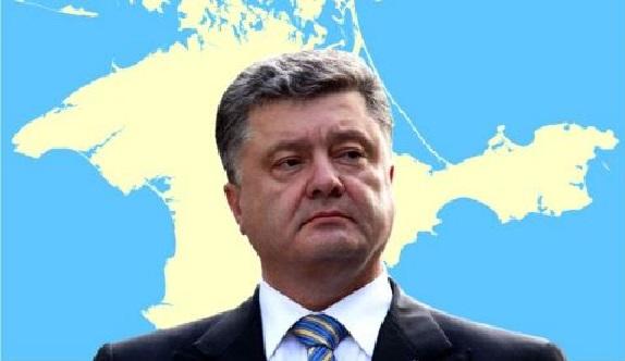 Власти оккупированного Крыма засудят Порошенко за блокаду полуострова