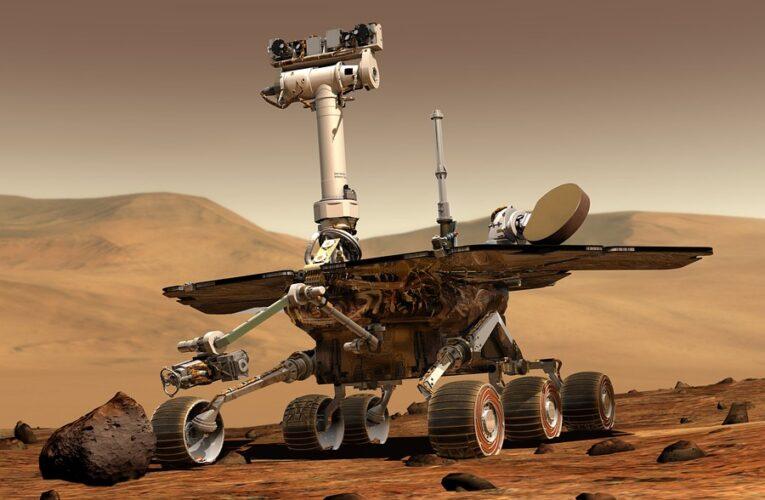 Марсоход NASA добыл кислород