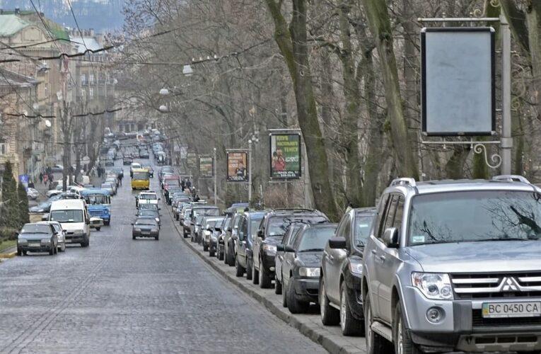 В Украине изменили правила парковки