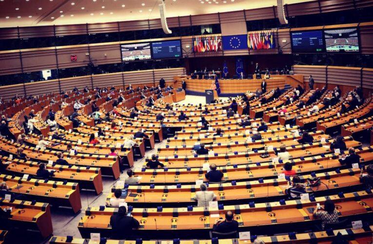 Европарламент принял резолюцию о России, связанную с Украиной