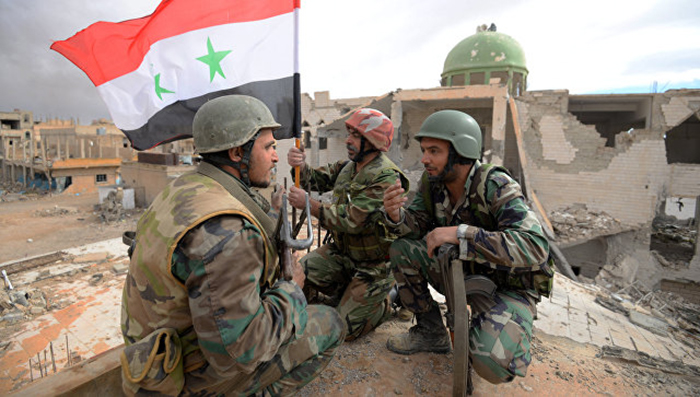 Названа дата президентских выборов в Сирии