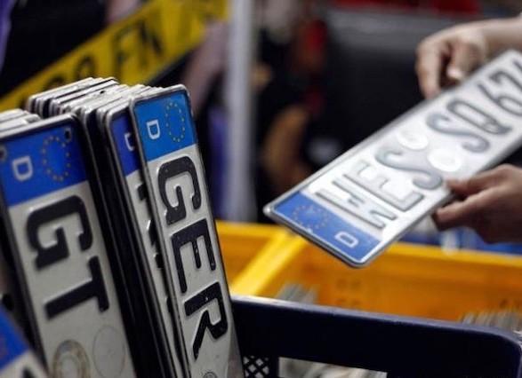 В Украине заработает новая схема растаможки «евроблях»