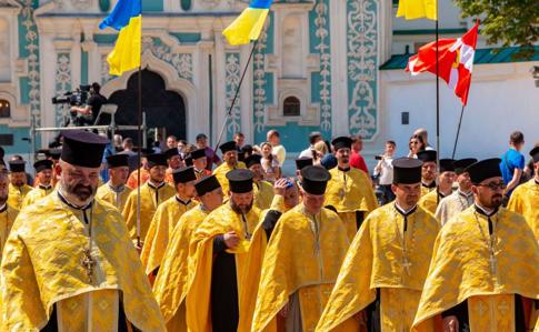 ПЦУ отменяет крестный ход по случаю годовщины крещения Руси