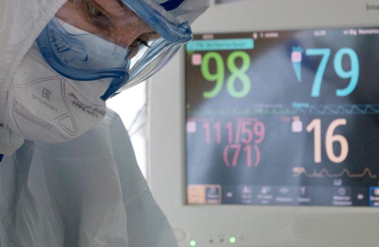 Показатели смертности от коронавируса в Украине – одни из самых высоких в Европе