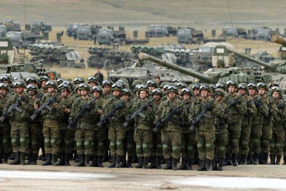 Россия придумала причину для наращивания войск возле украинской границы