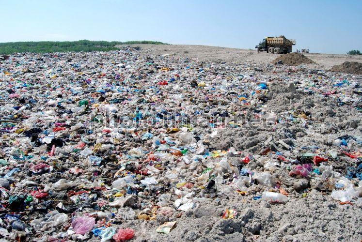 Украина тонет в мусоре