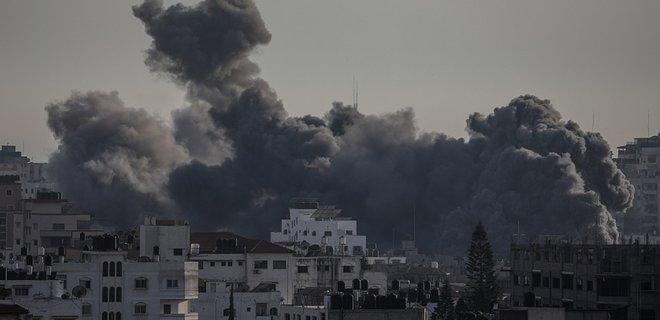 Израиль продолжит наносить удары по Сектору Газа еще минимум два дня