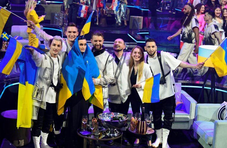 Украинская группа резко взлетела в рейтинге букмекеров Евровидения 2021