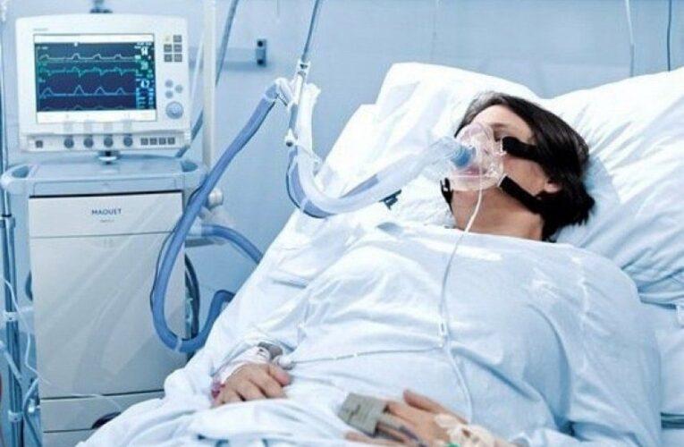 В Украине резко подскочило количество госпитализаций больных коронавирусом