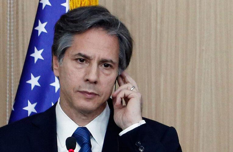 Блинкен подтвердил намерение США противодейстовать «Северному потоку-2»
