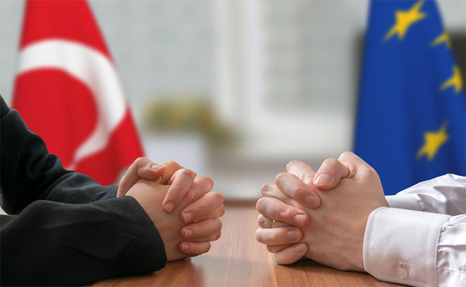 Европарламент хочет прекратить переговоры с Турцией о вступлении в ЕС