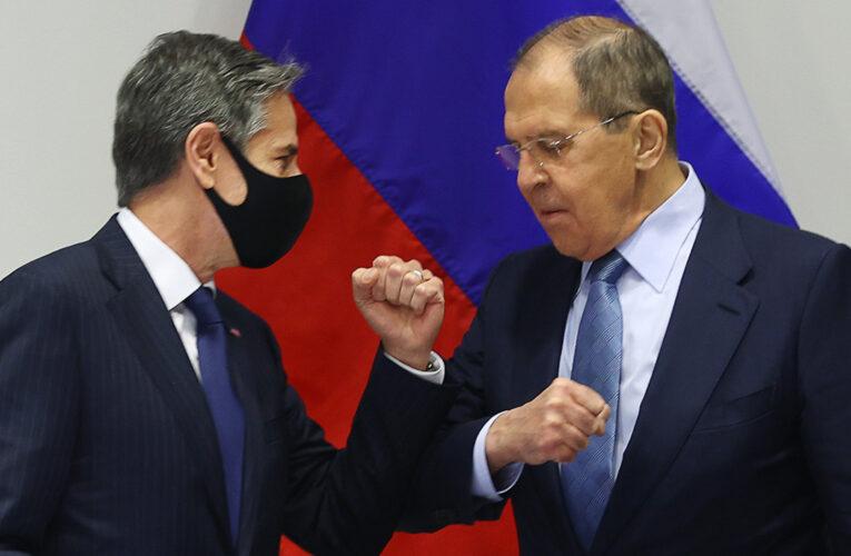 Что говорили Блинкен с Лавровым об Украине и отношениях США с Россией