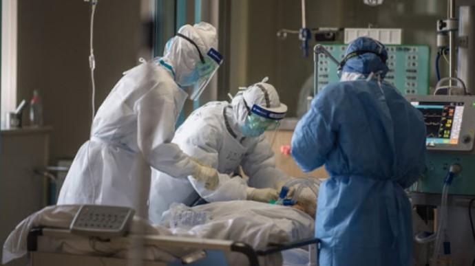 Украина остается в десятке лидеров по смертности от коронавируса в Европе