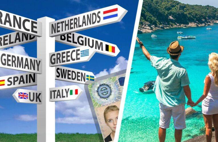 В ЕС готовы к возрождению туризма летом