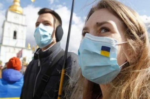 Треть Украины готова к переходу в «зеленую» зону