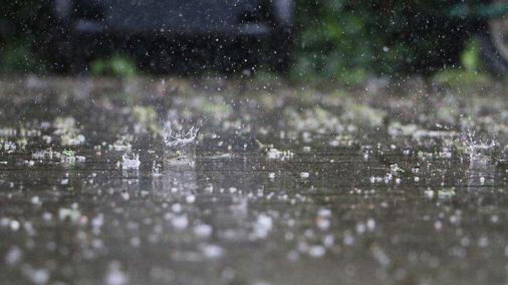 Сегодня почти вся Украина окажется во власти дождей