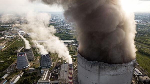 Украинские ТЭС стали главными загрязнителями воздуха в Европе