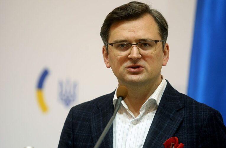 Кулеба предупредил о существующей угрозе агрессии РФ против Украины