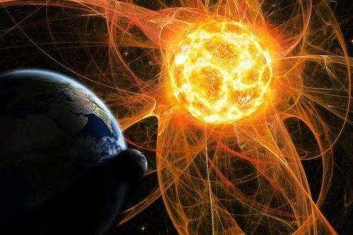 Сегодня на Землю обрушится магнитная буря