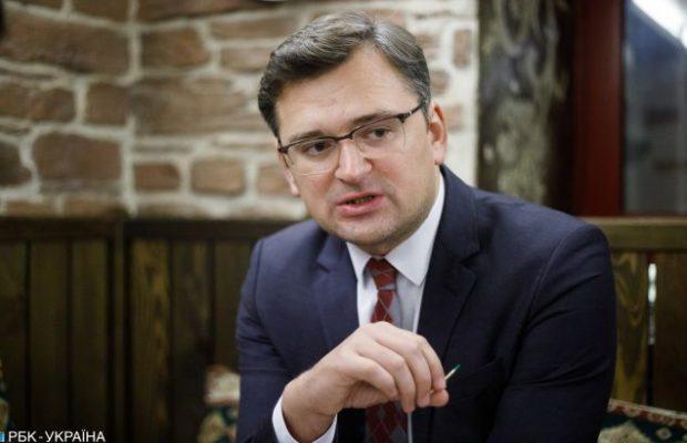 Кулеба прокомментировал ситуацию на границе с Россией