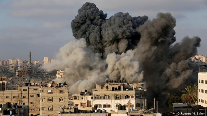 Больше тысячи ракет выпустили по Израилю за 38 часов