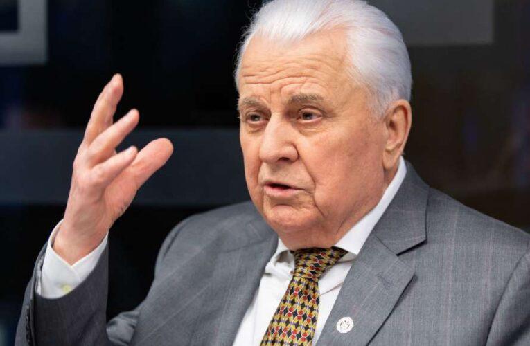 Кравчук предложил США присоединиться к переговорам по Донбассу