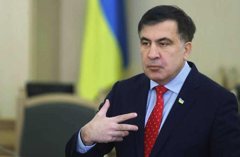 Саакашвили назвал цель Путина в Украине
