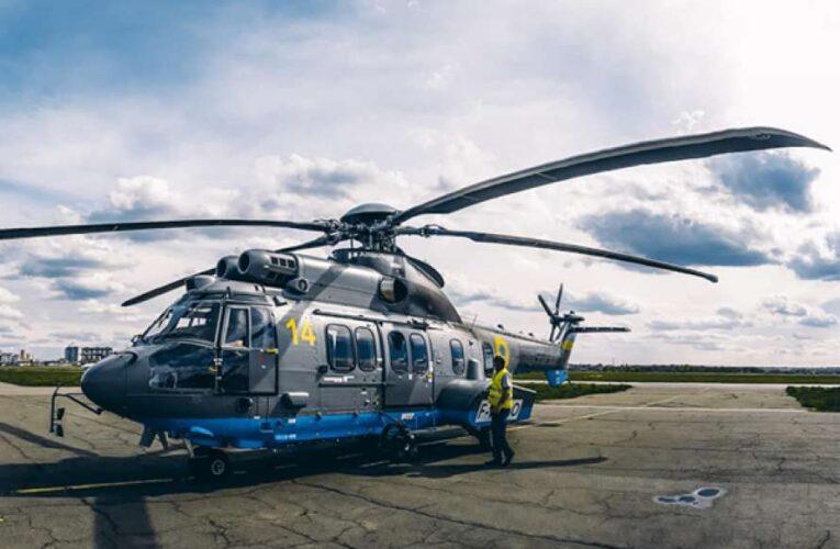 Нацгвардия получила третий вертолет Airbus Н-225