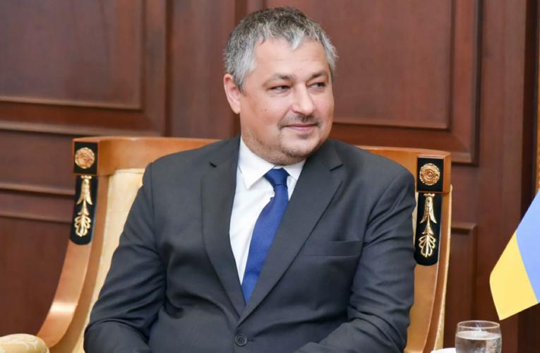 Посол Украины найден мертвым в Таиланде