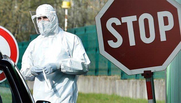 Украина 29 в Европе по смертности населения от COVID-19