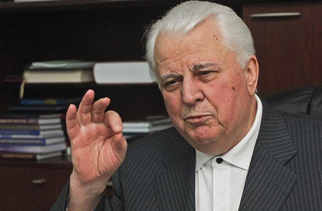 Кравчук разъяснил высказывание Байдена по урегулированию конфликта на Донбассе