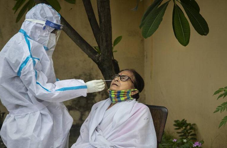 Еще один новый вариант штамма коронавируса обнаружили в Индии