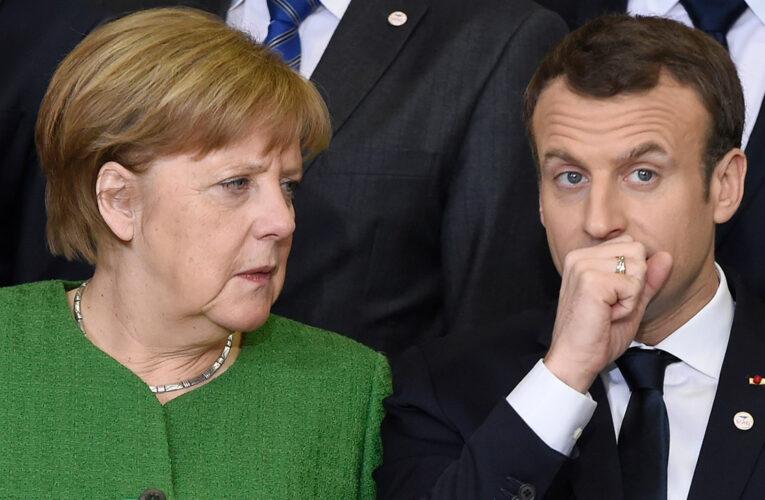 Лидеры ЕС забраковали идею Меркель и Макрона