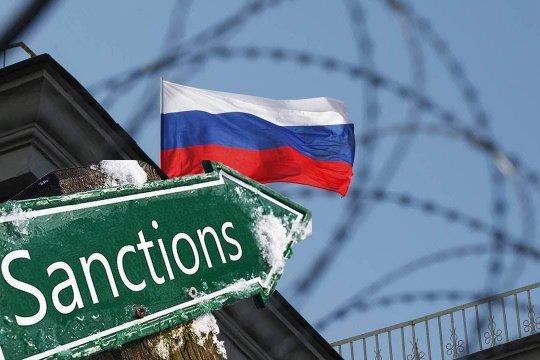 Россия отреагировала на санкции Украины