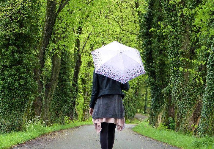 Циклон принесет в Украину дождливую погоду