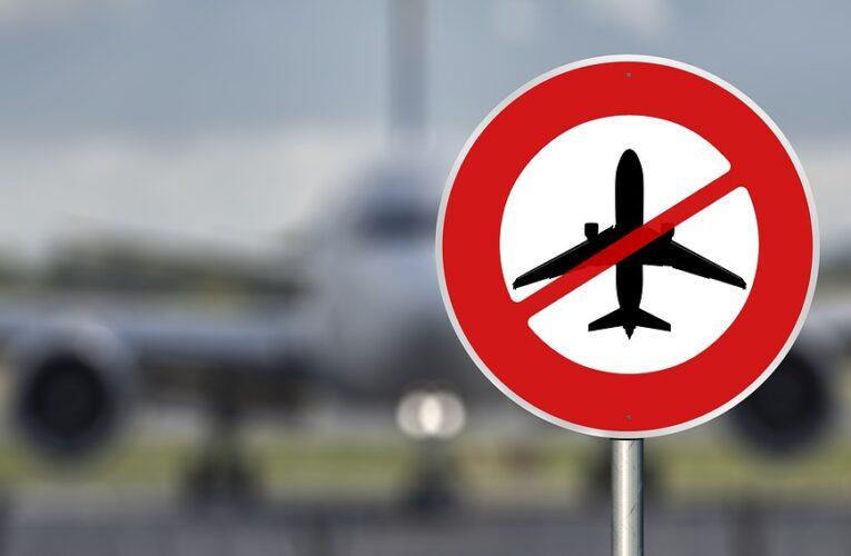 Аэропорты ЕС закрывают для белорусских самолетов