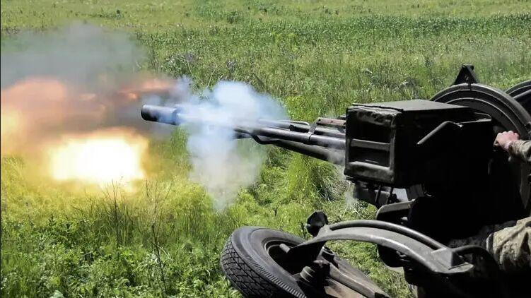 Боевики обстреляли позиции ВСУ из гранатометов и минометов