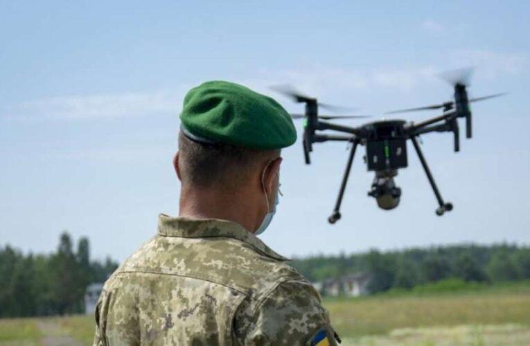 Охрану западной границы Украины усилили беспилотниками