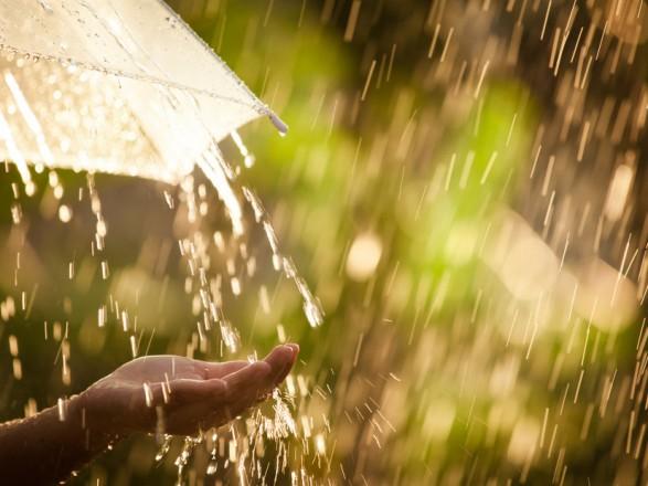 Дожди в Украине продолжатся до конца недели